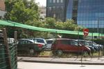 Мрежа против слънце за автокъщи