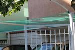Защитна мрежа за сянка за паркинги