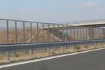 Изграждане на мрежи против птици за пътища и магистрали