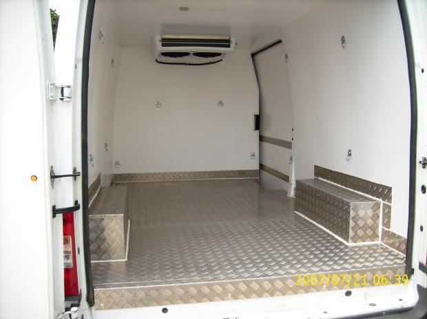 Термоизолация на камиони